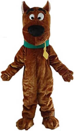 New Scooby Doo mascot costume Scooby Doo clothing dog mascot costume