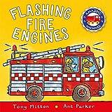 : Flashing Fire Engines (Amazing Machines)