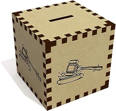 Azeeda Mazo Caja de Dinero / Hucha (MB00080759): Amazon.es: Juguetes y juegos