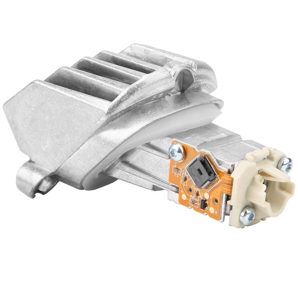 Aramox Module 63117343876 de lunit/é de contr/ôle de la lumi/ère LED de voiture LED pour S/érie 5 F18 2014-2016 en aluminium