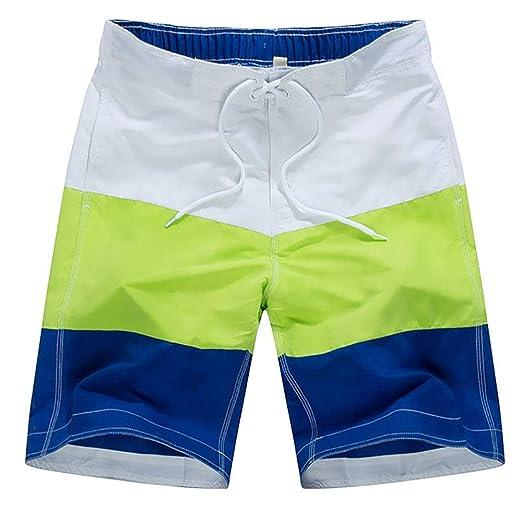 Bañador para hombre Pantalones cortos de playa Pantalones Trajes ...