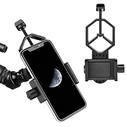 Compatible With Binocular Monocular Binocular Cases & Accessories Binoculars & Telescopes Smart Gosky Universal Cell Phone Adapter Mount