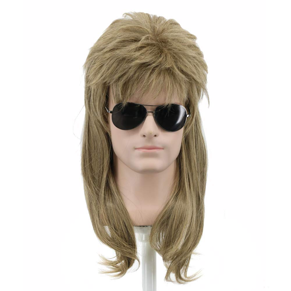 Wig Mullet
