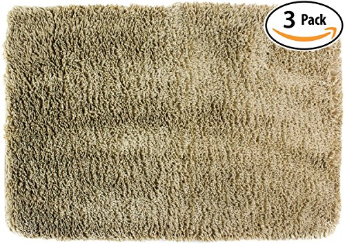 Beacon Street Homegoods 17-Inch-by-24-Inch Soft and Plush Memory