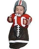 Football Bunting Costume - Newborn