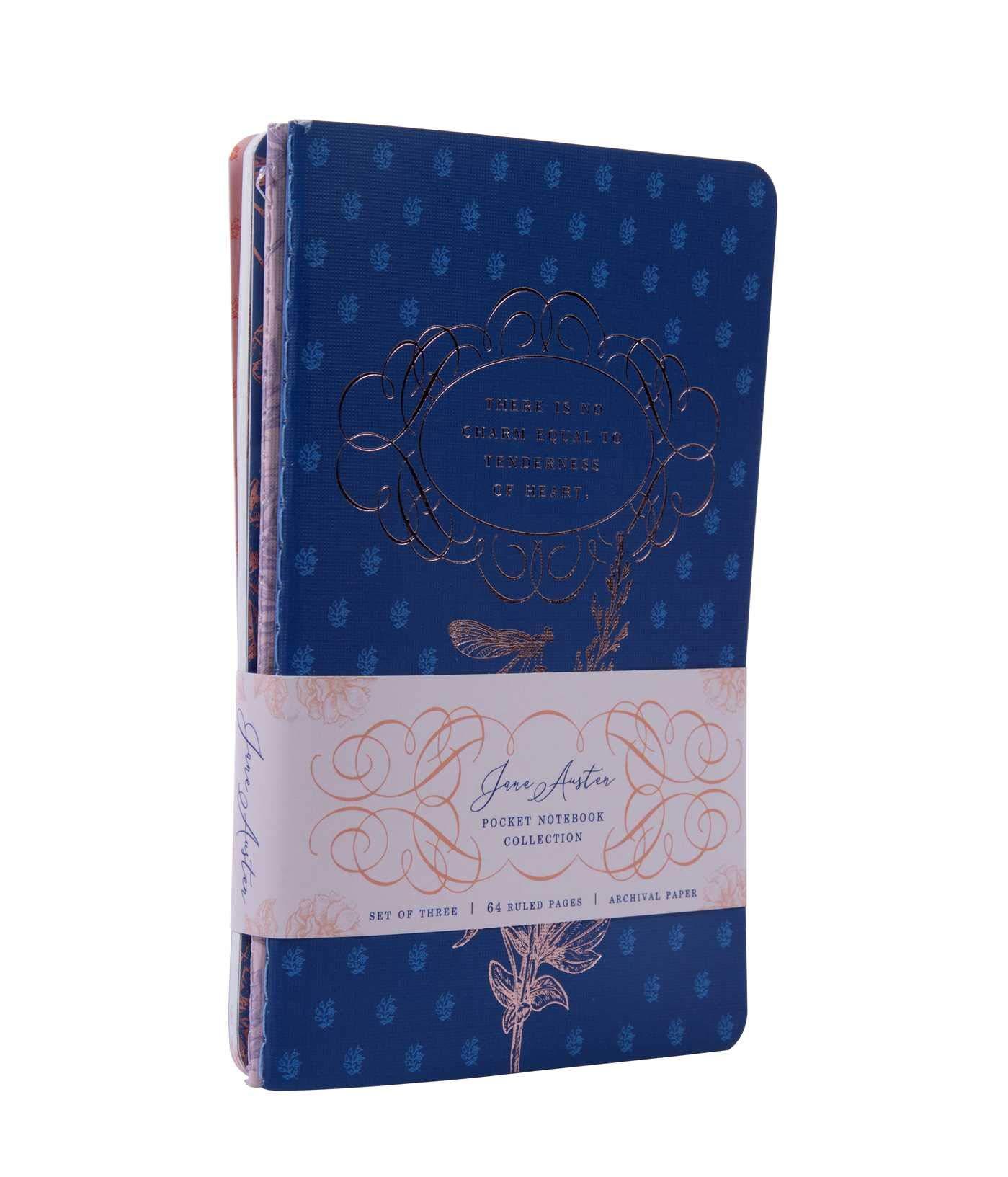 Jane Austen Sewn Pocket Notebook Collection: Set of 3 Jane Austen Card: Amazon.es: Insight Editions: Libros en idiomas extranjeros