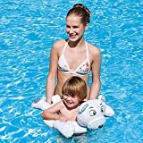 Inflatable Animal Swim Ring for Small Children - Polar Bear