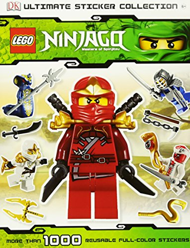 Ultimate Sticker Collection: LEGO NINJAGO (Ultimate Sticker Collections) (The Ultimate Alphabet)