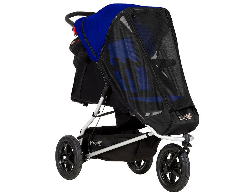 Mountain Buggy Sun Cover for 2015 Plus One Inline Stroller PLUSONEMC