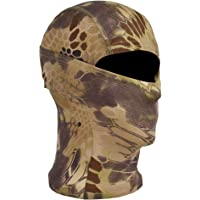 SINAIRSOFT Tactical Airsoft Full Face Mask Balaclava Hood Headwear Motorcycle Hunting CS