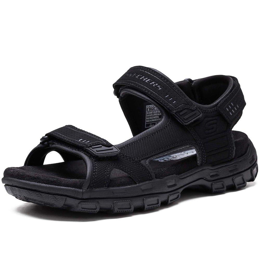 Skechers Gander- Louden - Zapatos para Hombre 48 EU|Blk