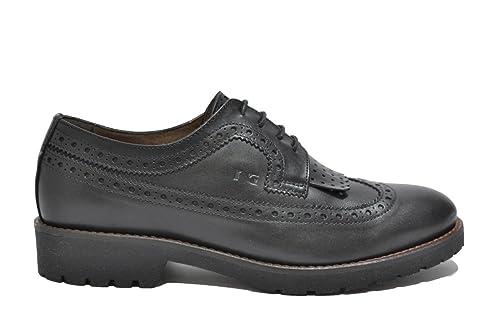 NERO GIARDINI Francesine scarpe donna nero 9281 mod. A719281D