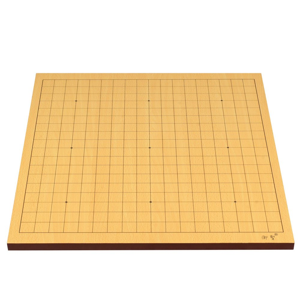 格安SALEスタート! Double Sides B075X3X9P3 Go Game Premium Beechwood 19x19 Pay and (WXP-0012)~ 13x13 Grids Veneer Go Table Board (WXP-0012)~ We Pay Your Sales Tax B075X3X9P3, ジェムスクェアカネモリ:a1aca397 --- ballyshannonshow.com