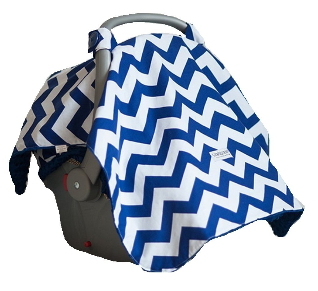 Amazon.com Carseat Canopy (Jagger) Baby Infant Car Seat Cover W/attachment Straps and Minky Fabric Baby  sc 1 st  Amazon.com & Amazon.com: Carseat Canopy (Jagger) Baby Infant Car Seat Cover W ...