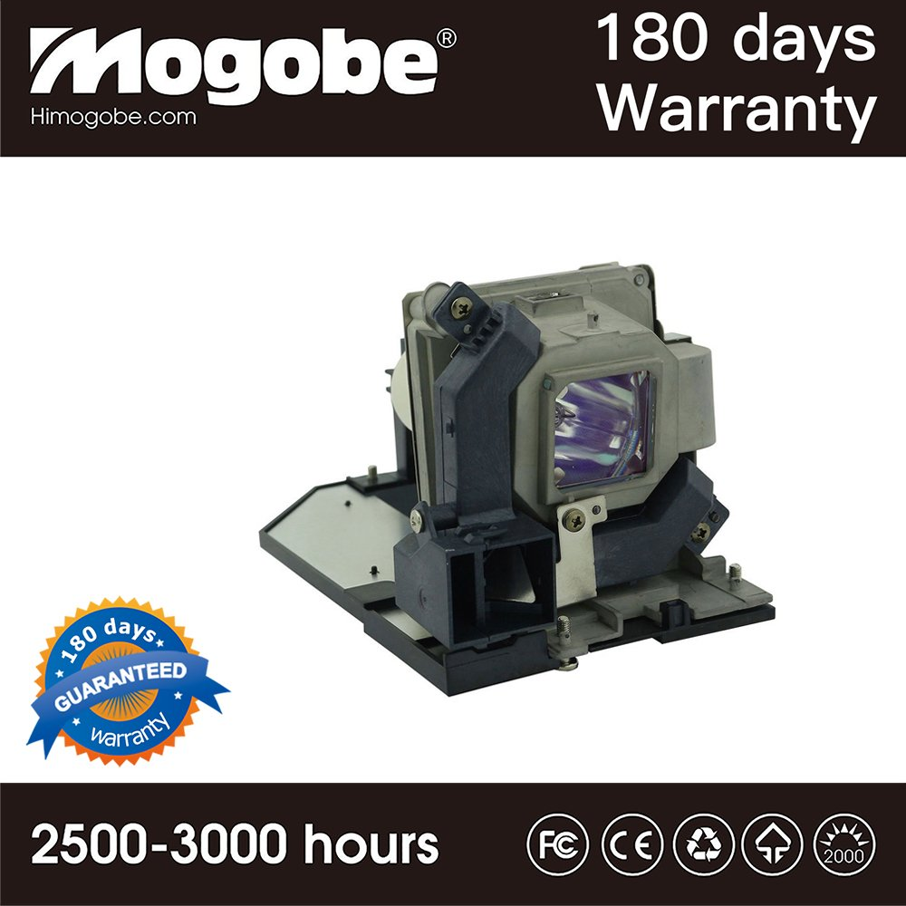 For NP27LP Compatible Projector Lamp with Housing for Nec M282X M282XS NP-M282XS by Mogobe