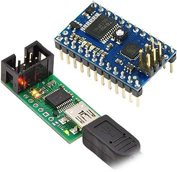 USB Programmer Combo Pololu Orangutan sv-328