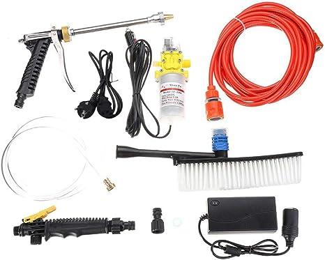 Wenhu 80W 12V DC Lavadora de Autos portátil Lavadora automática de ...