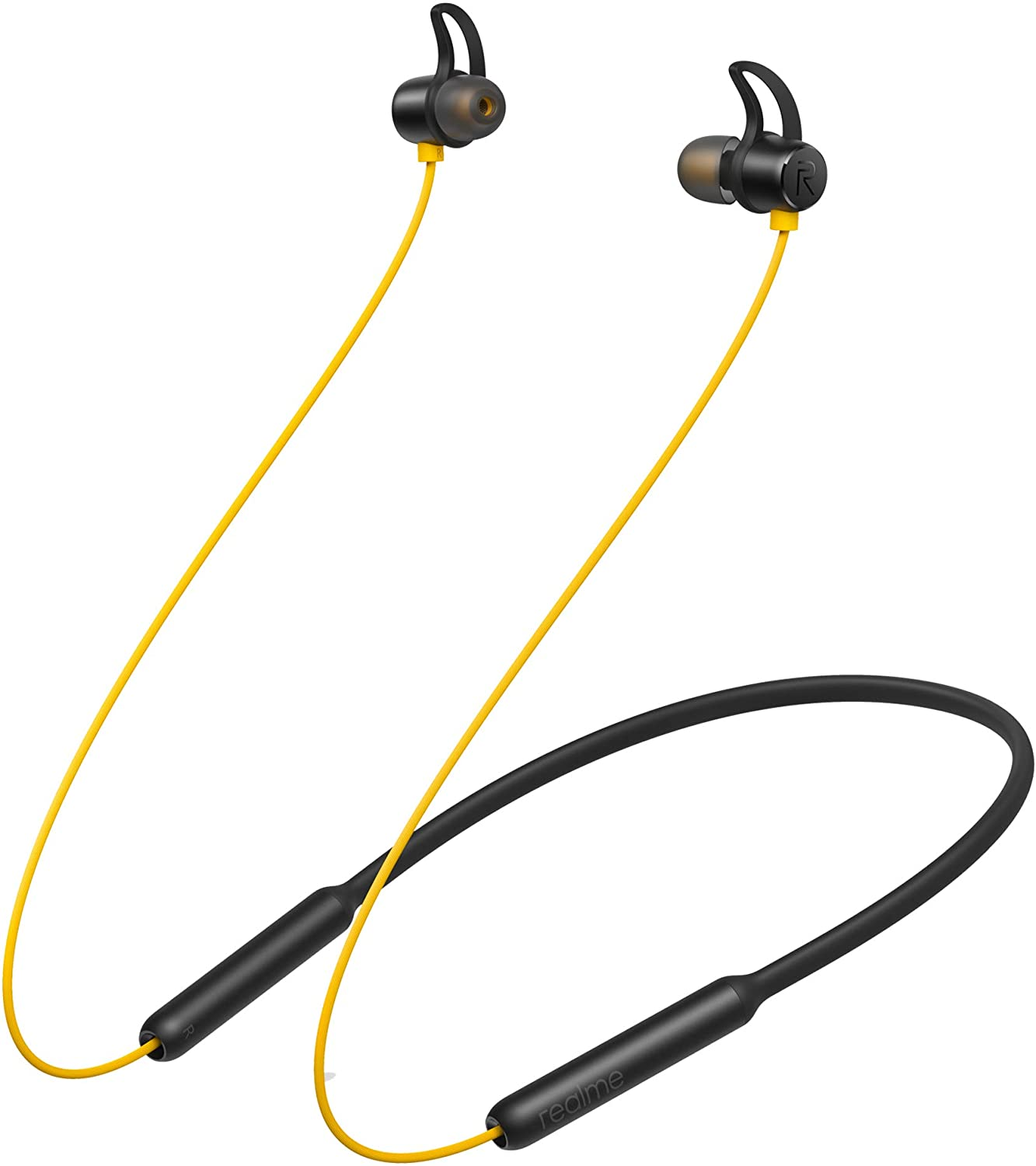 Best Neckband Earphones Under 3000 Realme Buds Wireless