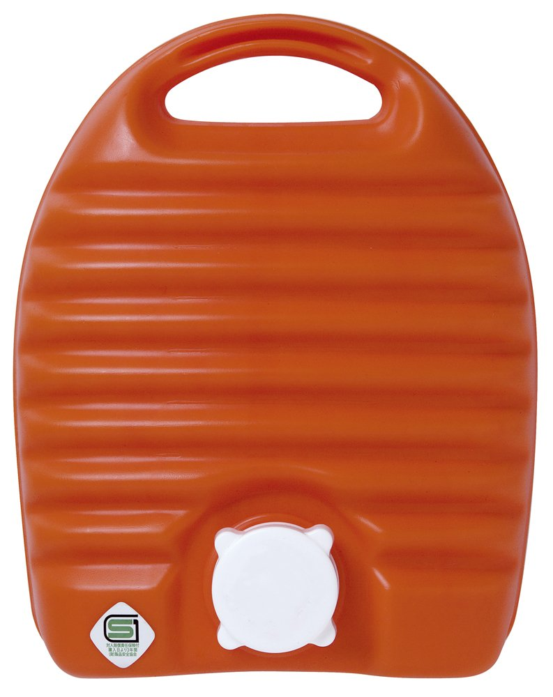 Tange Hot Water Bottle Made-in-Japan Yutanpo M 2.6L (Without a Cover)