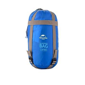 Sacos de Dormir Utilizado en Primavera Verano y Otoño (Cielo azul, S): Amazon.es: Deportes y aire libre