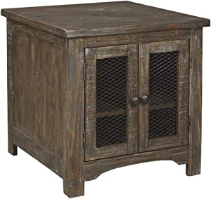 Signature Design by Ashley T446-3 Danell Ridge End Table, Brown
