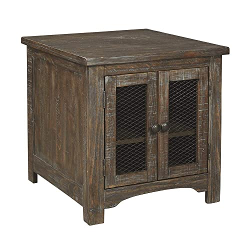 Signature Design by Ashley – Danell Ridge End Table, Brown
