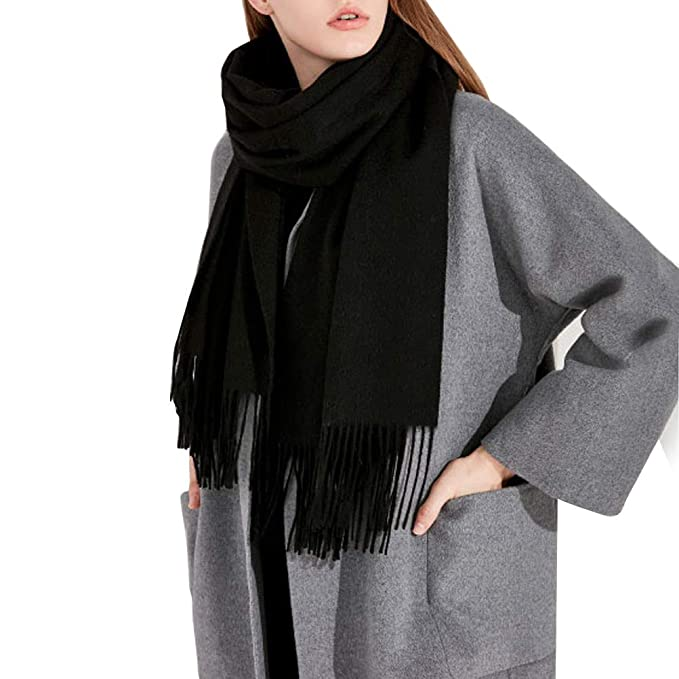 abc4fbf15 Image Unavailable. Image not available for. Color: Super Soft Luxurious  Cashmere Feel Winter Scarf For Women ...