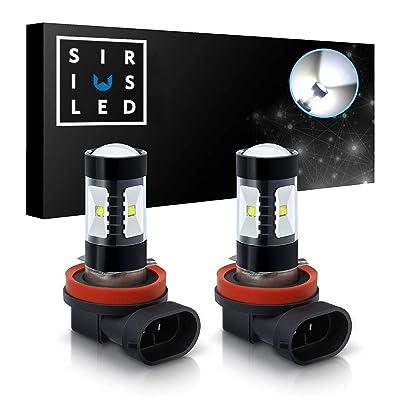SIRIUSLED H8 H11 LED bulb