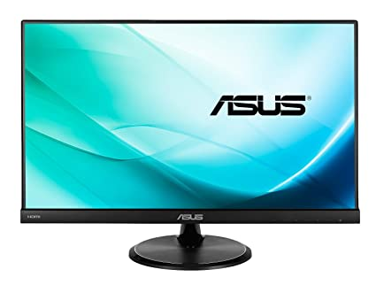 It's short on frills, but this medium-sized monitor has the essential qualities to make a worthy companion for any PC.