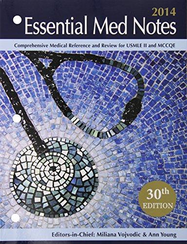 Essential Med Notes 2014: Vojvodic