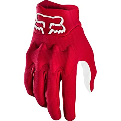 Fox Racing 2020 Bomber Light Gloves (Small) (Flame RED): Automotive