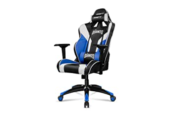 Drift DRGIANTS - Silla gaming, color negro, azul y blanco: Amazon.es ...