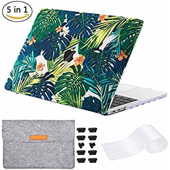 Amazon.com: DWON MacBook Pro 13 Case 2017 and 2016 with ...