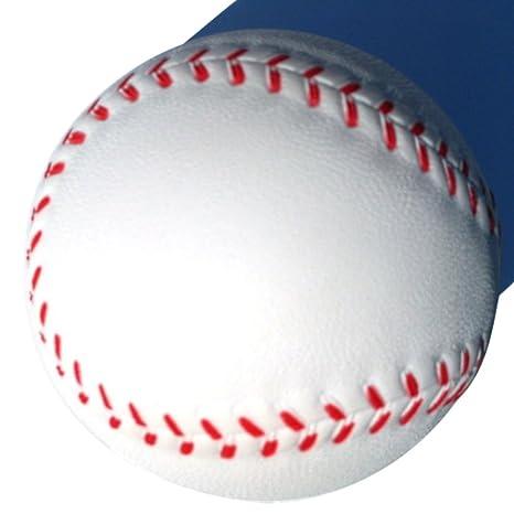 gamme complète de spécifications meilleur authentique prix abordable SODIAL(R) Balle anti-stress de baseball blanche