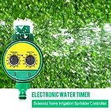 Drip Irrigation Sprinkler Timer - Quality Electronic Water Timer Garden Solenoid Valve Irrigation Timer Sprinkler Controller For Electronic Sprinkler System - Hose Timer