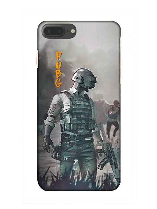 new arrival 82181 c54c8 Mybestow Mobile Cover for Apple iPhone 7 Plus (PUBG): Buy Mybestow ...