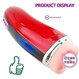 Lovetotoro Intelligent Heating Jerk Off Cup USB
