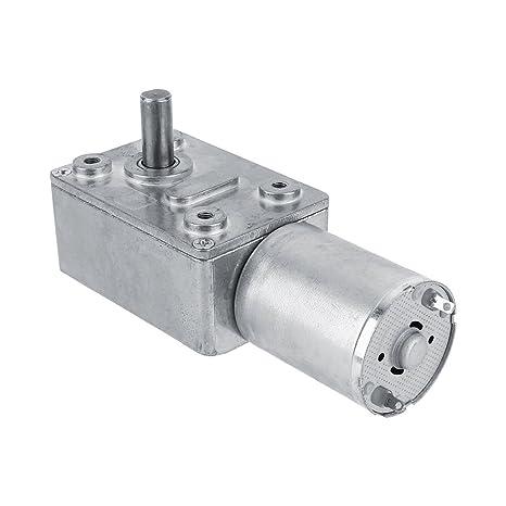 High Torque Turbo Geared Motor DC 12V Motor 2/3/10/30/