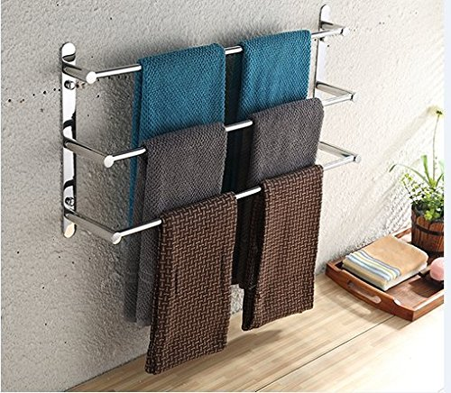 LightinTheBox Stainless Steel Bathroom Shelves 23.6 Inch Cha