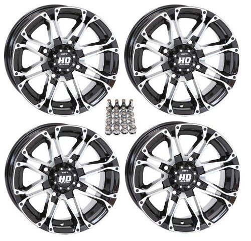 - STI HD3 ATV Wheels/Rims Machined 12