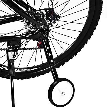 Zerone - Estabilizador de Rueda Universal para Bicicleta (Velocidad Variable, Ruedas de Entrenamiento para niños de 40 a 55 cm), Negro: Amazon.es: Deportes ...