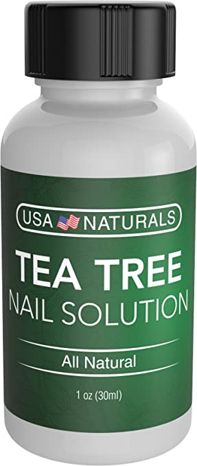Amazon.com: Tea Tree Oil Toenail Fungus Treatment - Anti Fungal Nail ...