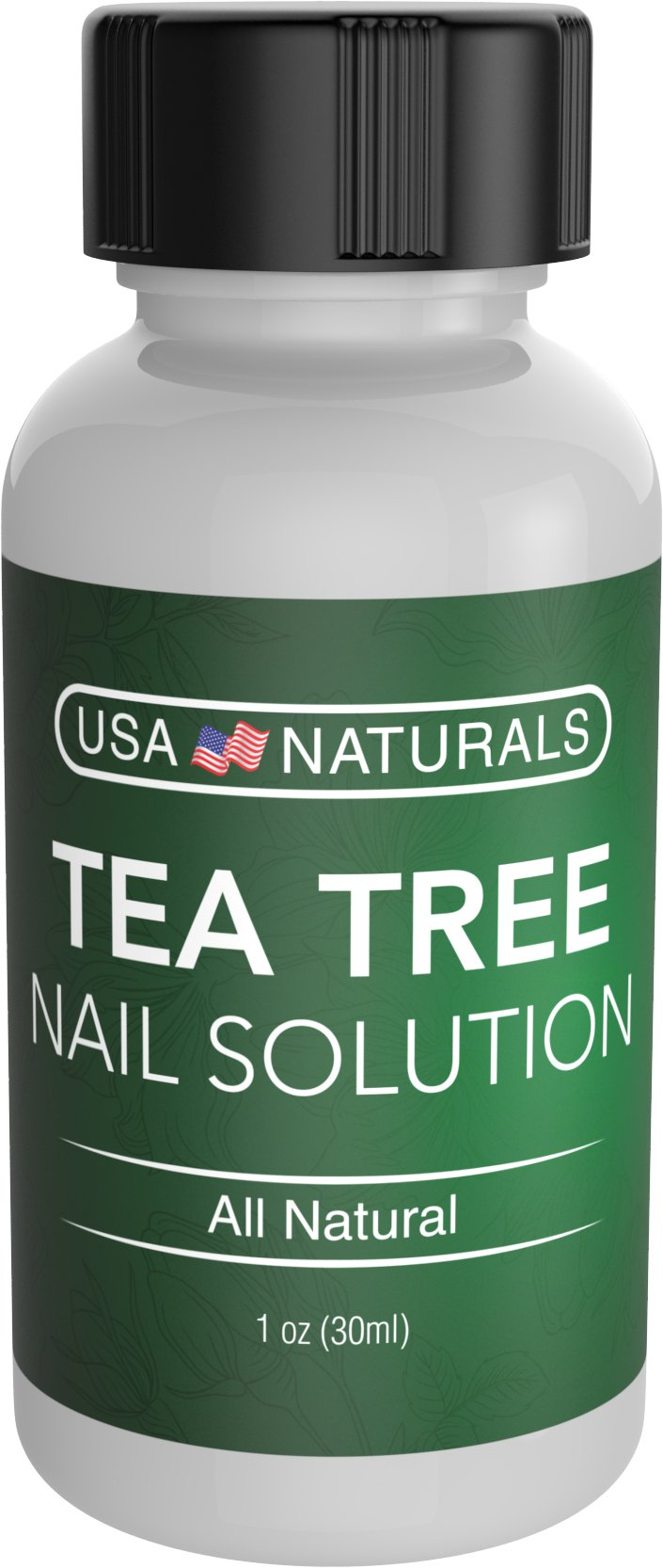 Tea Tree Oil Toenail Fungus Treatment - Anti Fungal Nail Treatment-Effective Toenail & Finger Nail Solution with Naturally-Sourced Ingredients Helps Renew Fingernails Toenails (Tea Tree Nail Solution)