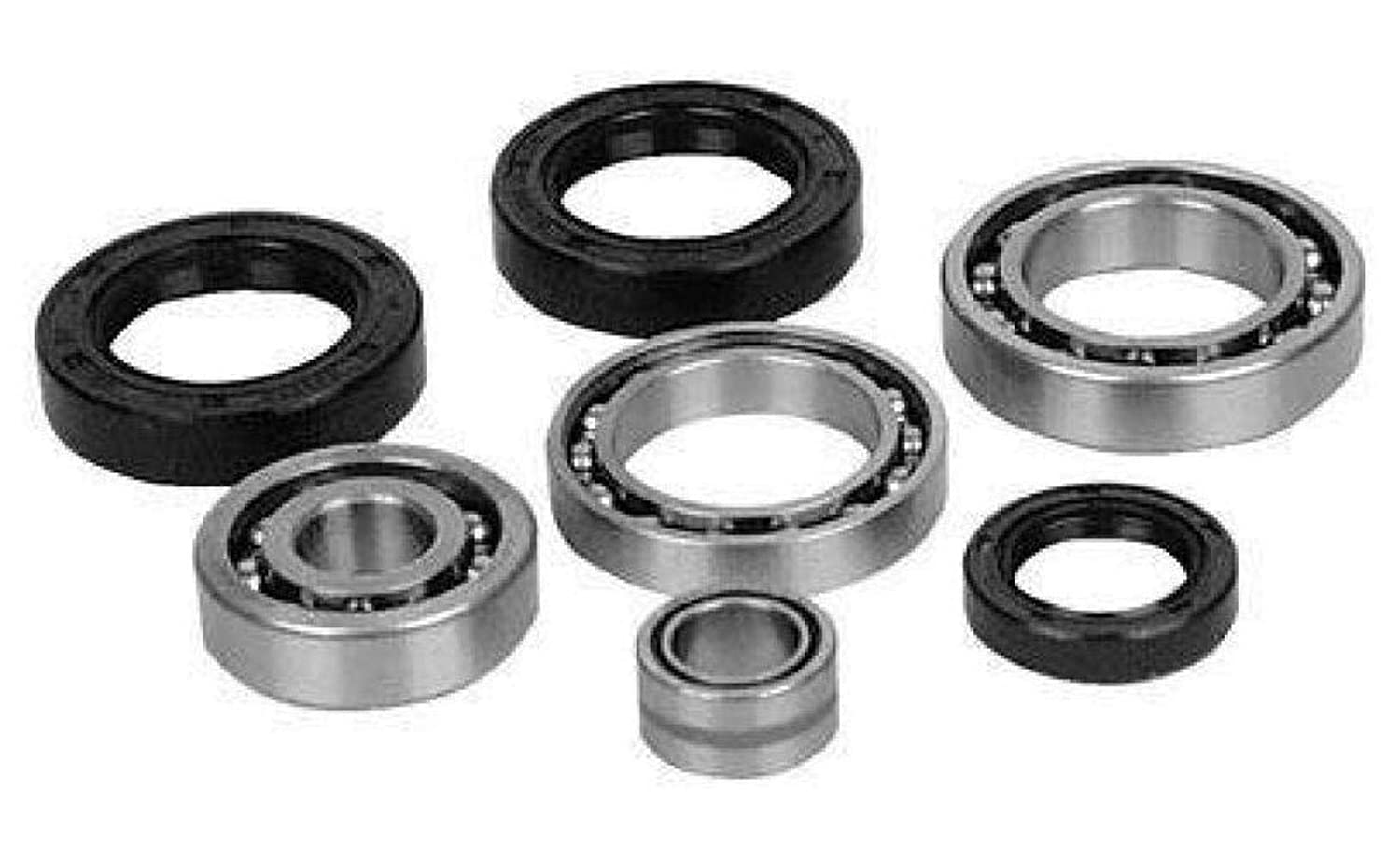 All Balls 25-2016-5 Differential Seal Kit