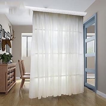 Qwasfcds Gardinen Einfache Und Moderne Vorhang Balkon Wohnzimmer