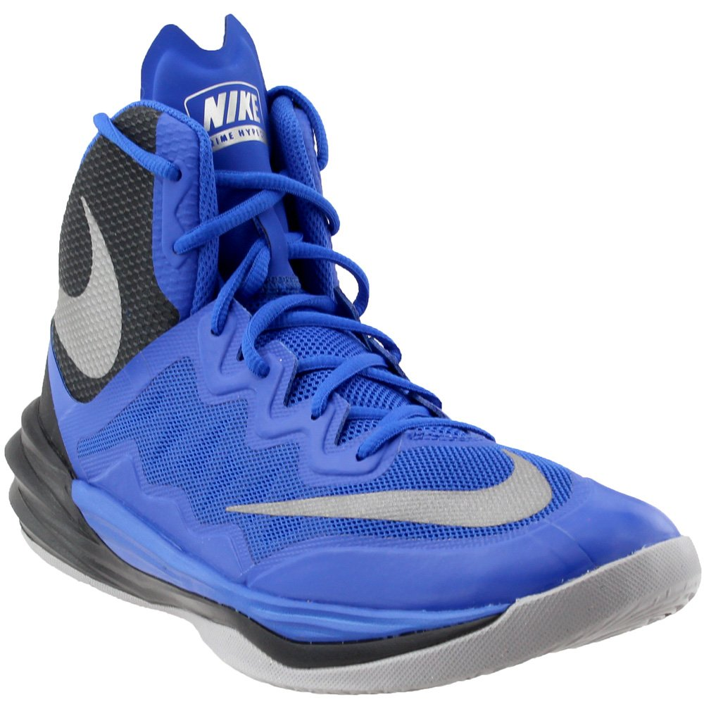 26838e1b48c7 Galleon - Mens Nike Prime Hype DF II Basketball Shoe Royal Black Reflect  Silver Size 10.5 M US