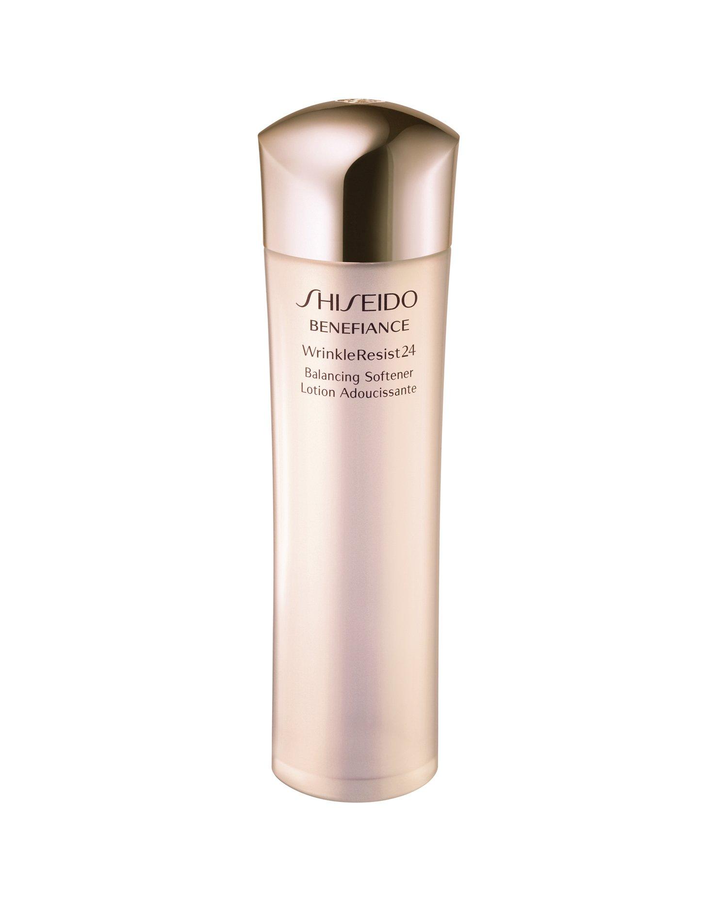Shiseido Benefiance Wrinkleresist24 Balancing Softener for Unisex, 5 Ounce by Shiseido
