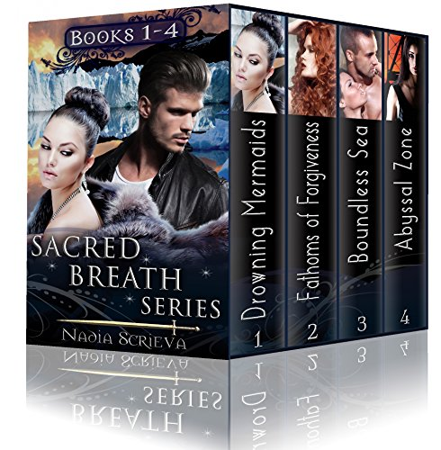 Final days to save 90% on this boxed set! 4-in-1 BOXED SET ALERT! Riveting fantasy series by a master storyteller…  Sacred Breath Boxed Set (Books 1-4) by Nadia Scrieva