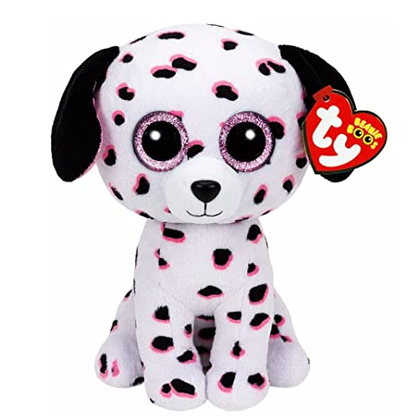 Amazon.com  TY Beanie Boos BUDDY - Georgia the Dog (Exclusive)  Toys   Games a923e5a1bcc3