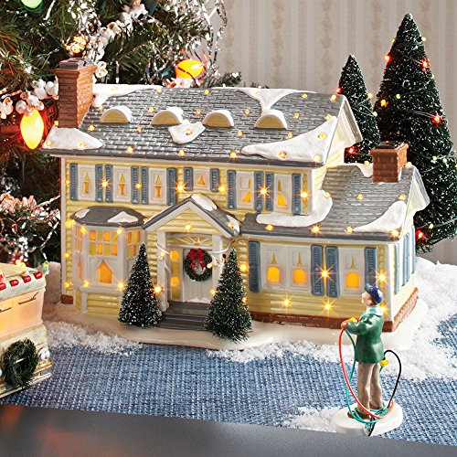Christmas House.Department 56 National Lampoon Christmas Vacation Griswold Holiday House
